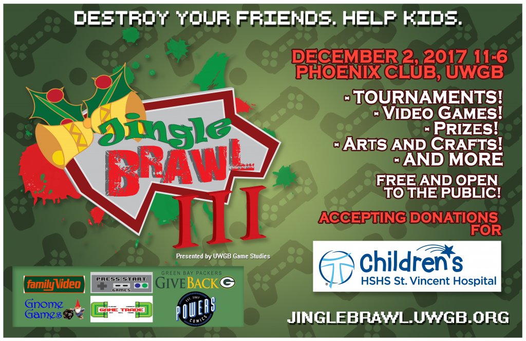 Jingle Brawl 3 Poster Is Up!